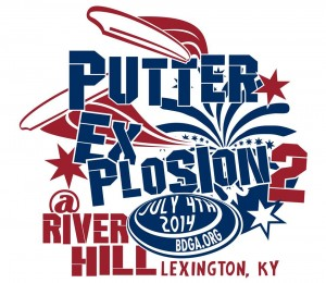 Putter Explosion 2 graphic