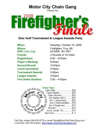 Firefighters Finale graphic