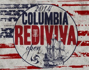 2014 Columbia Rediviva Open graphic