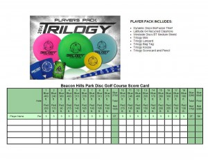 TRILOGY CHALLENGE TOURNAMENT comes to HIGHLAND / ALPINE graphic