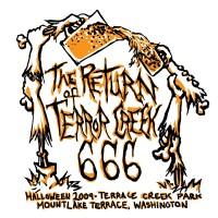 The Return of Terror Creek 666 graphic