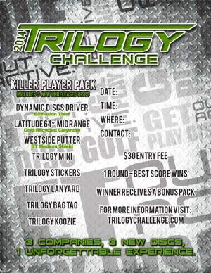 Trilogy Challenge @ Panther Highlands graphic