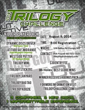 Halstead Hill Trilogy Challenge graphic