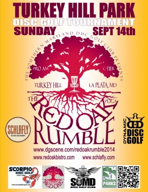 Red Oak Rumble graphic