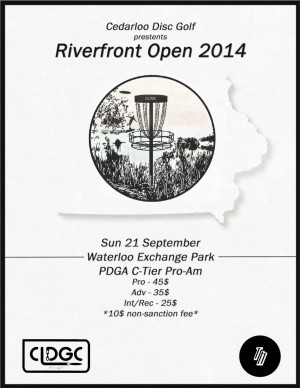 Riverfront Open 2014 graphic
