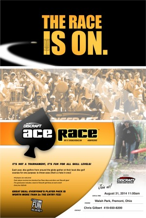Let One Fly Ace Race graphic