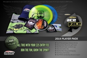 Team Tight Flight presents - Discraft Ace Race graphic