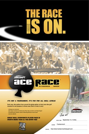 Frankenmuth Ace Race - 2014 graphic