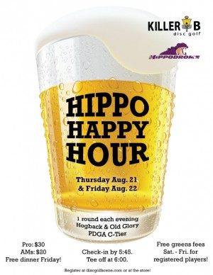Hippo Happy Hour graphic