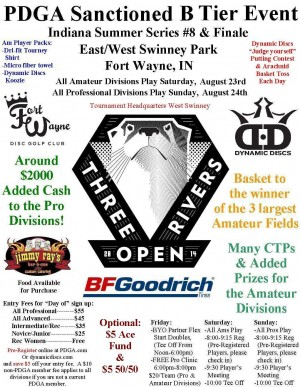 2014 Threee Rivers Open Am Day graphic
