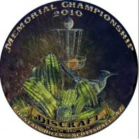 The Memorial Championship presented by Discraft graphic