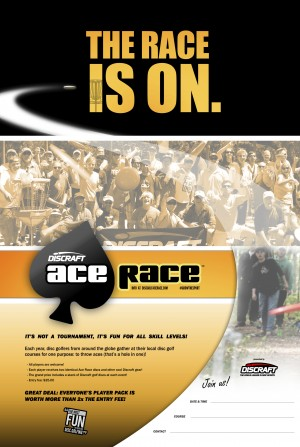 Discraft 2014 Ace Race @ Silver Creek graphic