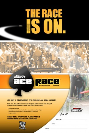 2014 Ace Race @ Twin Creeks graphic