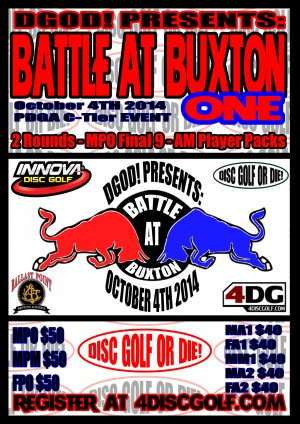 Battle At Buxton graphic