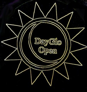 Day Glo Open Part Duce graphic