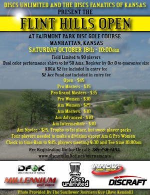 2014 FLINT HILLS OPEN graphic