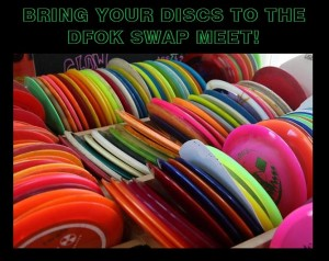 2014 Sept. DFOK Disc Swap Meet & Mini Tourney. graphic