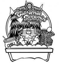 Cali Dreamin' 2010 graphic