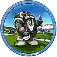 1st Annual Frigid Doe Ice Bowl graphic