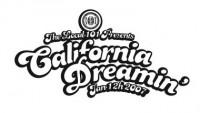 Cali Dreamin 2008 graphic