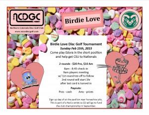 Birdie Love 2015 graphic