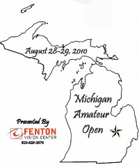 Michigan Amateur Open graphic