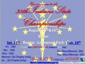 35th Indiana State Championships (Int.,Rec.,&Nov.) graphic