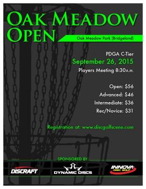 Oak Meadow Open graphic