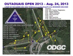 Outaouais Open 2013 graphic