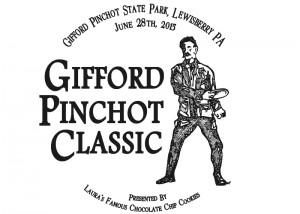 Gifford Pinchot Classic Presented by Lauras Famous Chocolate Chip Cookies graphic