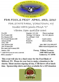 FDR Fools Fest graphic