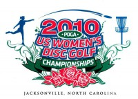 2010 United States Women's Disc golf Championships graphic