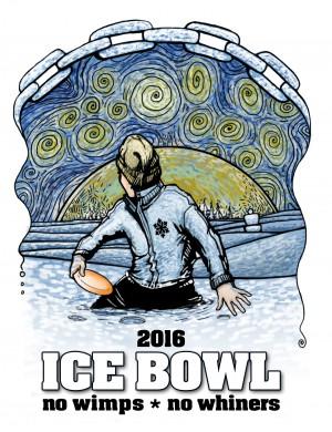 2016 PFDS Ice Bowl (PDGA C-Tier) Fundraiser graphic