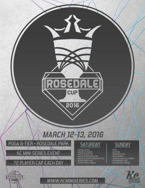 2016 Rosedale Cup - Adv/Rec Day graphic