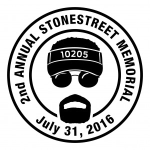 The 2nd Annual Stonestreet Memorial graphic