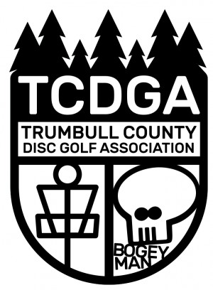 Trumbull County Disc Golf Association logo