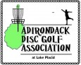 AdirondackDGA@Lake Placid (Lake Placid DGC) logo