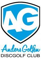 Anders Golfen Discgolf Club logo