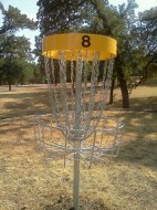 North Texas Disc Golf Club logo