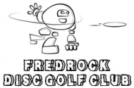 Fredrock Disc Golf logo