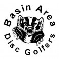 Basin Area Disc Golfers logo