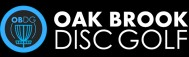 Oak Brook Disc Golf logo