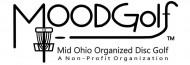 MID OH Organized Disc Golf logo