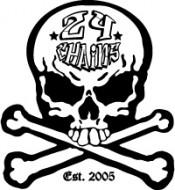 24 Chains logo