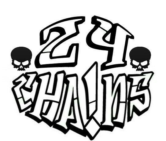 24 Chains logo