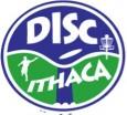 DiscIthaca logo
