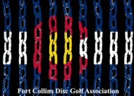 Fort Collins Fun Disc Golf logo