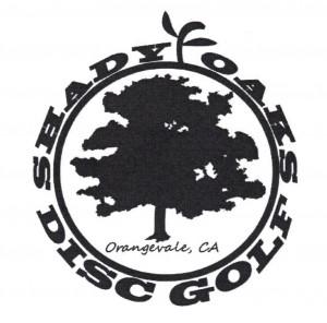 Shady Oaks Disc Golf Club logo
