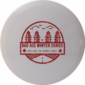 Bad Ace Travelling Winter Handicap Series logo
