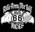 Route 66 Aces logo